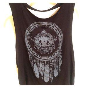 Tops - Jala Clothing Black Top